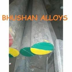 EN-31 Alloy Steel Round Bar