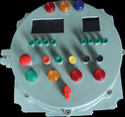 FLAMEPROOF CONTROL PANEL ENCLOSURE