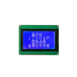 JHD529 B/W 128x64 Dots Display