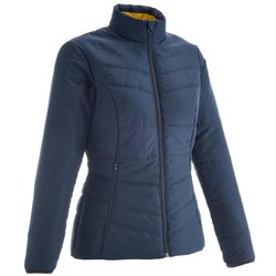 Quechua Nh100 Women's Hiking Padded Jacket