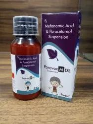 Mefenamic Acid 100 Mg Paracetamol I.P. 250 Mg (Susp.)