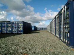 印度全球集装箱堆场解决方案