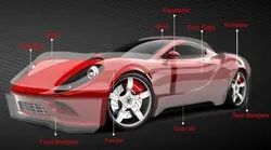 Car Paint Protection Film, Three Layer, Ppf Tpu Tph