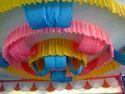Designer Jhallar Ceiling Tents