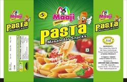 Maaji Pasta Snack, Packaging Size: 100 Grams and 800 Grams