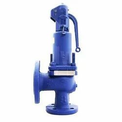 Cast Steel Pressure Relief Valve