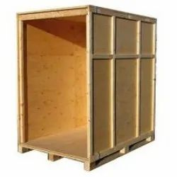 Wooden Packaging Box, 300 X 300 X 700 Mm, Weight Holding Capacity(Kg): 301-1000 Kg
