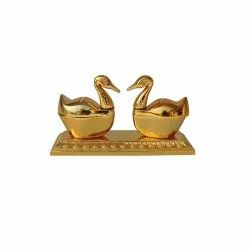 Brass Duck Set