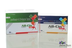 AB-CIN -500 /OZ Tablets