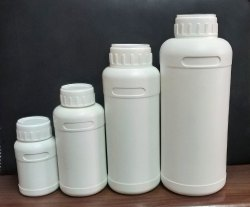 HDPE Chemical & Pesticides Bottle