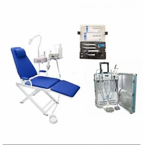 Chesa Portable Dental Chair Dental Treatment Rs 114576