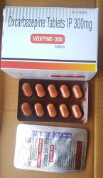 Oxcarbamazepine Tablet