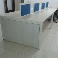 Rectangular Office Workstation Table