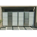 Sri Ozone Stainless Steel Ss Main Gate