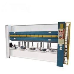 Hot press Lamination Machine