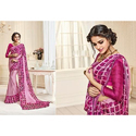 Ladies Printed Casual Wear Saree