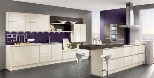 Delightful Parallel Kitchen
