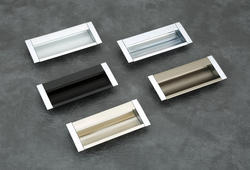 Aluminium Conceal
