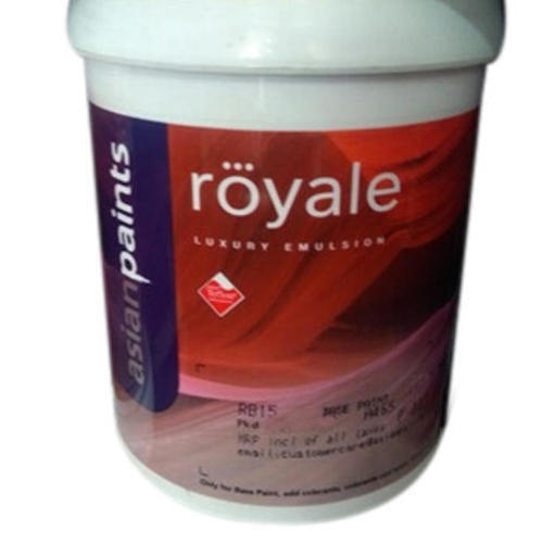 Asian Paints Royale Luxury Emulsion Paint, Packaging Type ...