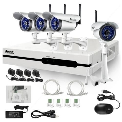 IP Based CCTV and NVR Recording Systems