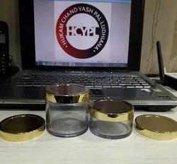 San Acrylic Cosmetic Jar