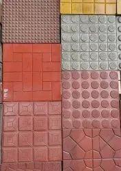Checkered Tiles