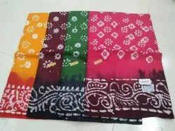 Batik Saree, Saree Width: 54