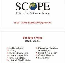 Design Services, Design Services - Scope Enterprise & Consultancy