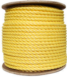3 Strand Industrial Ropes