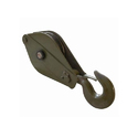 12 Mm Manilla Rope Pulley, Single Groove