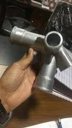 Gravity Die Casting Of 3 Way Elbow