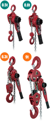 manual Chain Hoist - Chain Pulley Block - Manual Hoist Manufacturer