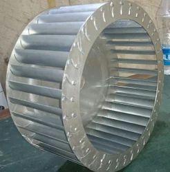 Aluminum Single Inlet Double Notching Blower
