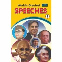 English World's Greatest Speeches Book
