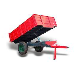 Agricultural Tipping Trailer
