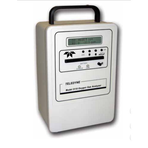Portable Percentage Oxygen Analyzers