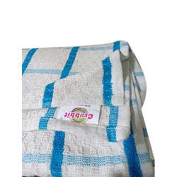 White Cotton Hand Towel