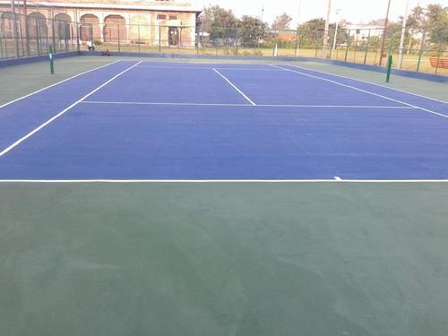 Sports Flooring Services - Sports Courts Flooring