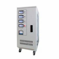 Three Phase Voltage Stabilizer, Floor