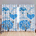 Designer Digital Curtain