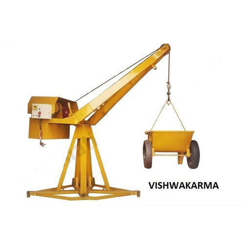 Monkey Hoist Lift Machine