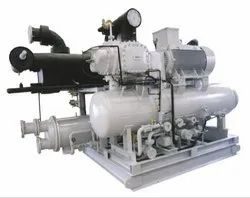 MS Industrial Screw Chillers, For Industrial Chillers