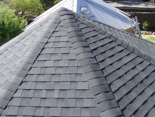 Asbestos Cement Hot Rolled Roofing Shingles, Surface Treatment ...