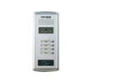 HI-Focus Multi Apartment Video Door Phone HF - 4VCR
