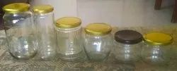 Glass Jar / Glass containers