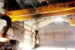 Billet Handling Double Girder EOT Cranes