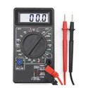 Ac / Dc Voltmeter Testing Laboratory