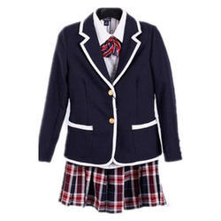 KV New Uniform Winter Wear For Girls