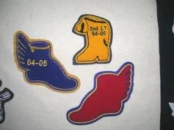 Wing Foot Activity Patch