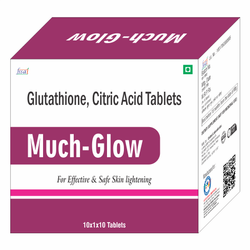 Glutathione 1gm Citric Acid 250 Mg